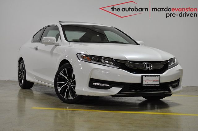Honda Coupe For Sale >> 2016 Honda Accord Coupe 2dr I4 Cvt Ex L Coupe For Sale Evanston Il 16 995 Motorcar Com