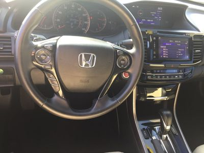2016 Honda Accord Coupe 2dr I4 CVT EX-L Coupe - Click to see full-size photo viewer