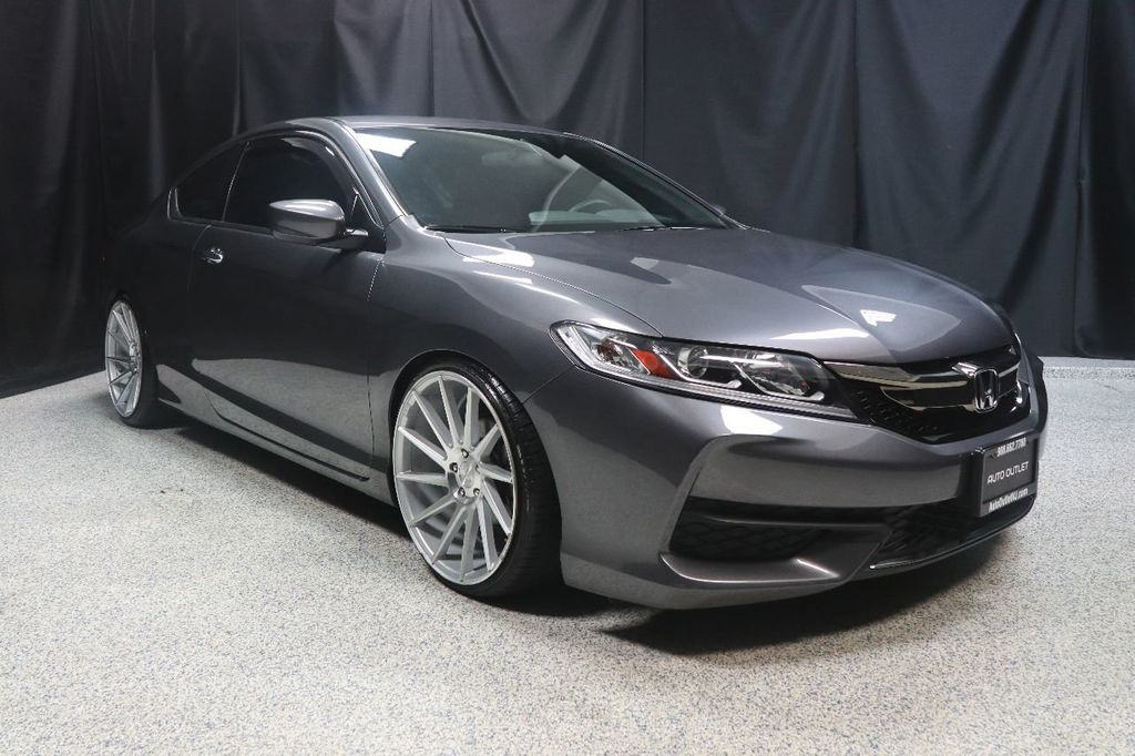 2016 Honda Accord Coupe 2dr I4 CVT LX S   16905569   1
