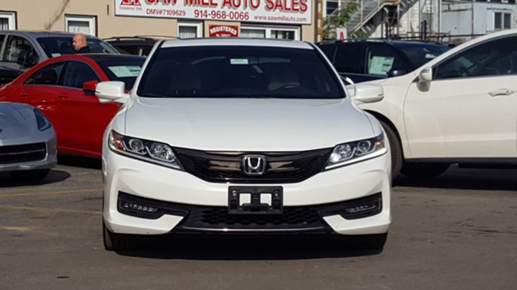2016 Honda Accord Coupe EX-L - 18295766 - 2