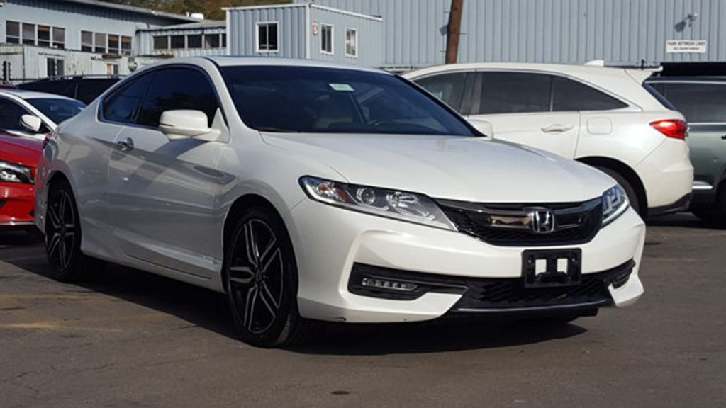 2016 Honda Accord Coupe EX-L - 18295766 - 3