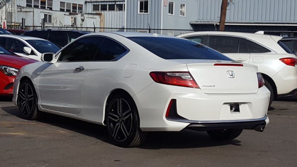 2016 Honda Accord Coupe EX-L - 18295766 - 6