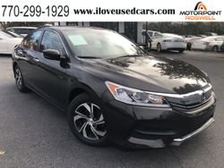 2016 Honda Accord Sedan - 1HGCR2F34GA202233