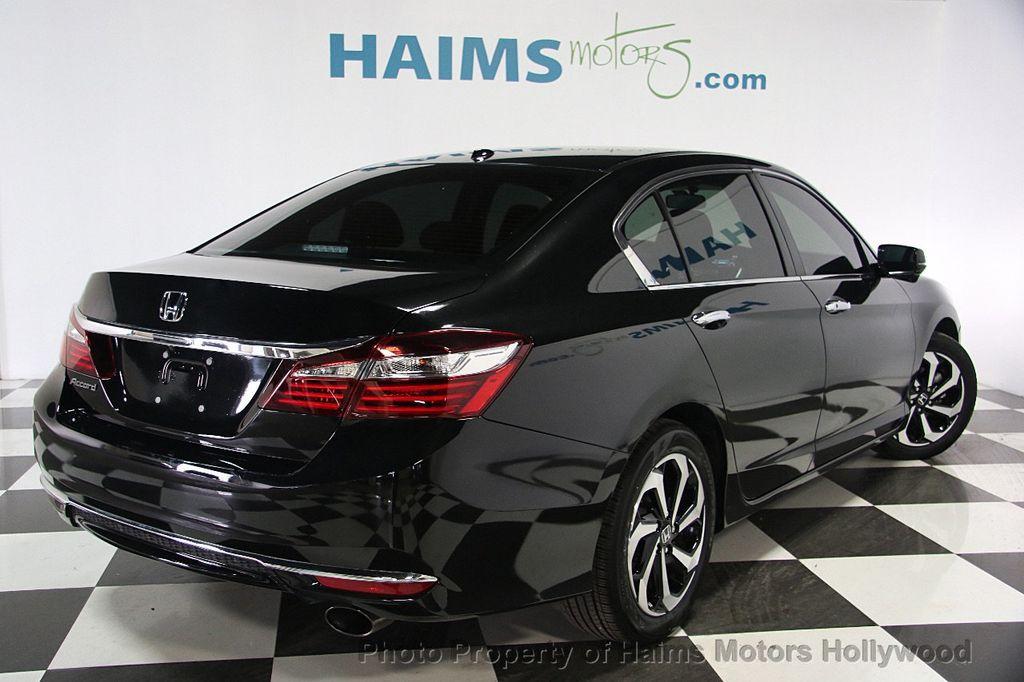 Honda Dealer Miami >> 2016 Used Honda Accord Sedan 4dr I4 CVT EX at Haims Motors Serving Fort Lauderdale, Hollywood ...