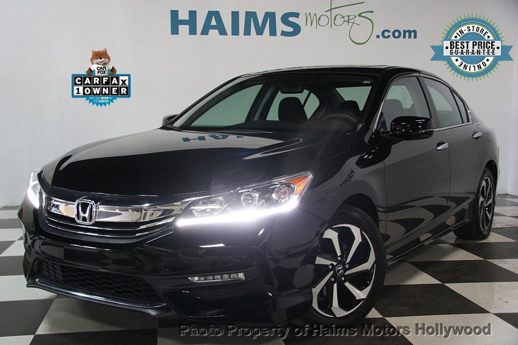 2016 Honda Accord Sedan 4dr I4 CVT EX - 17165128
