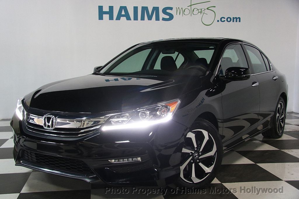 2016 Honda Accord Sedan 4dr I4 CVT EX - 17165128 - 1