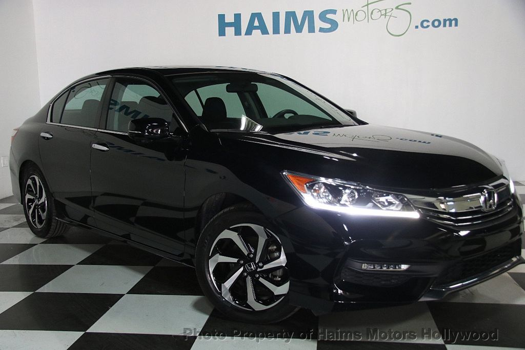 2016 Honda Accord Sedan 4dr I4 CVT EX - 17165128 - 3