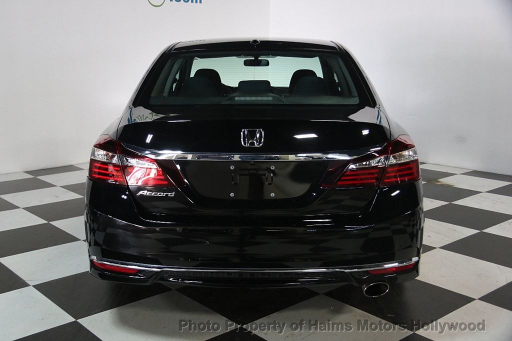 2016 Honda Accord Sedan 4dr I4 CVT EX - 17165128 - 5