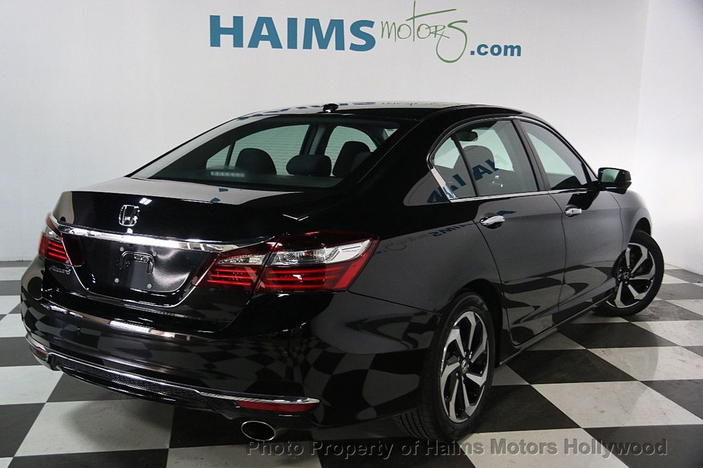 2016 Used Honda Accord Sedan 4dr I4 CVT EX at Haims Motors Serving