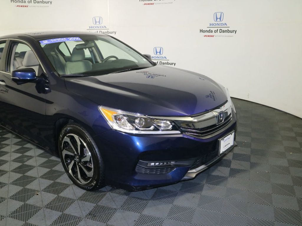 2016 Honda Accord Sedan 4dr I4 CVT EX - 18365995 - 1