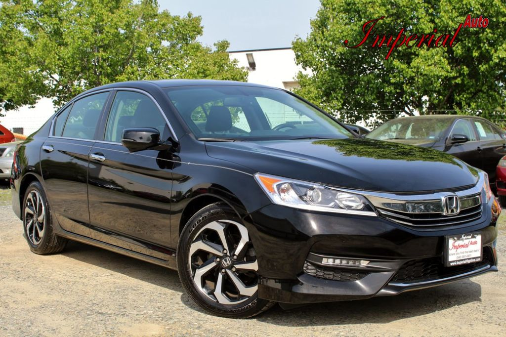 2016 Honda Accord Sedan 4dr I4 CVT EX-L - 18809070 - 0