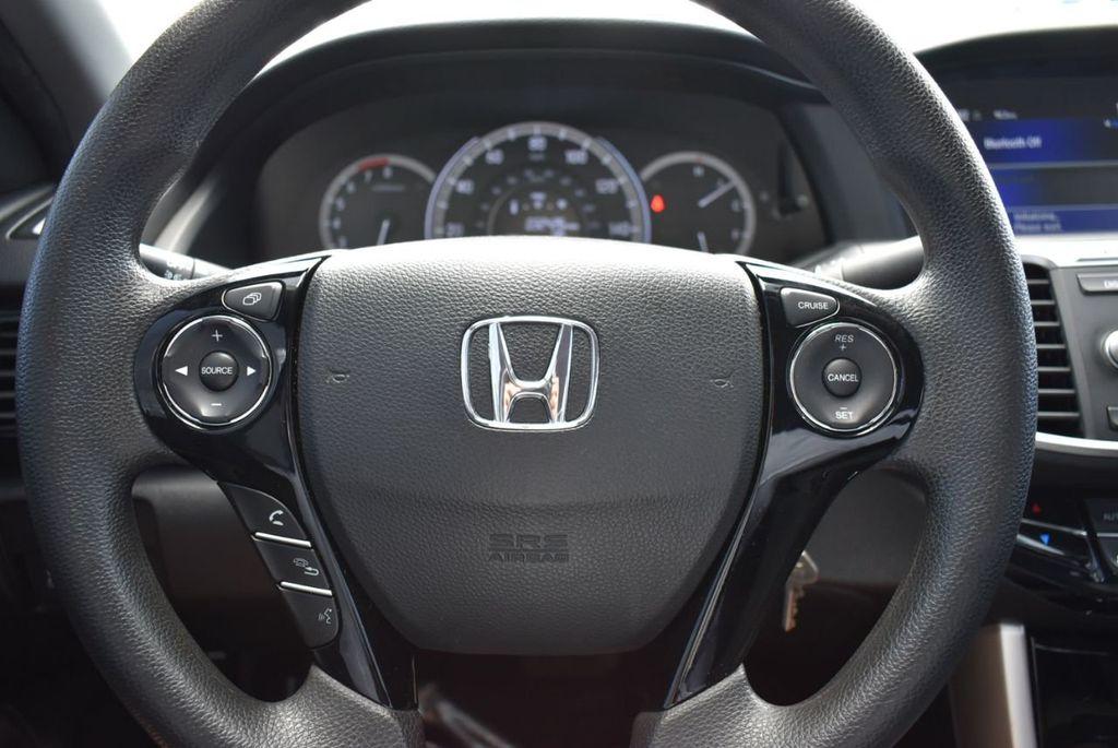2016 Honda Accord Sedan 4dr I4 CVT LX - 18663339 - 10