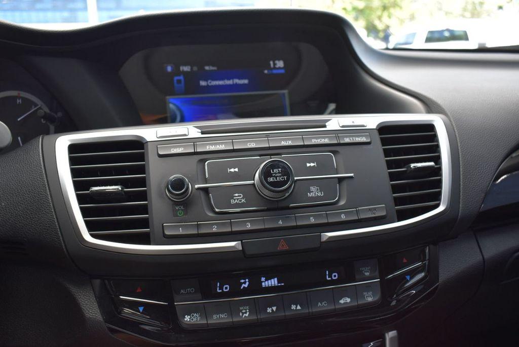 2016 Honda Accord Sedan 4dr I4 CVT LX - 18663339 - 11