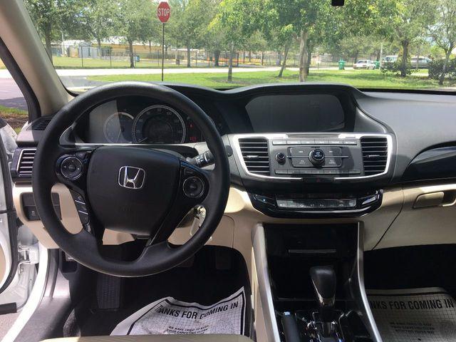 2016 Honda Accord Sedan 4dr I4 CVT LX - Click to see full-size photo viewer