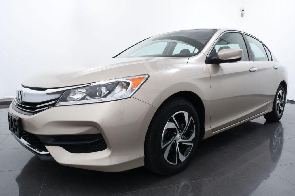 2016 Honda Accord Sedan 4dr I4 CVT LX - 18346841 - 0