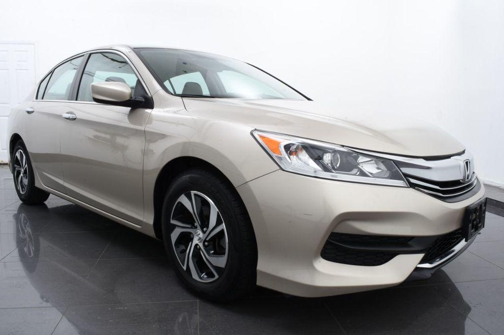 2016 Honda Accord Sedan 4dr I4 CVT LX - 18346841 - 1