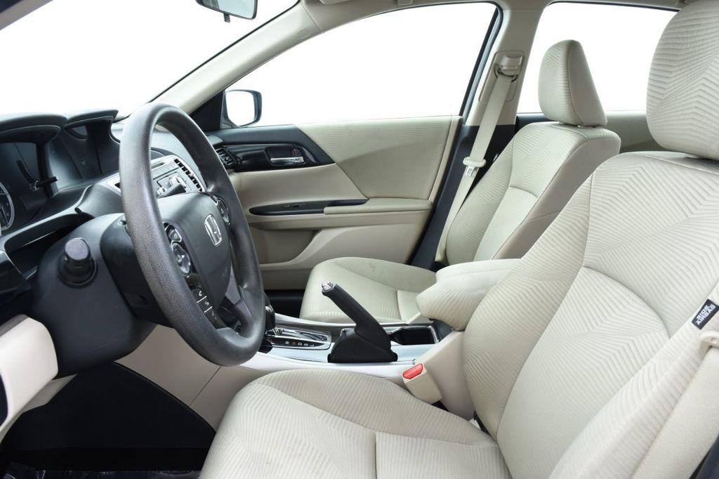 2016 Honda Accord Sedan 4dr I4 CVT LX - 18346841 - 22