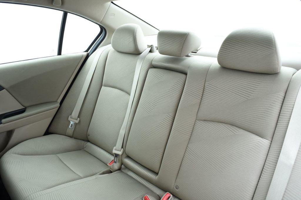 2016 Honda Accord Sedan 4dr I4 CVT LX - 18346841 - 39