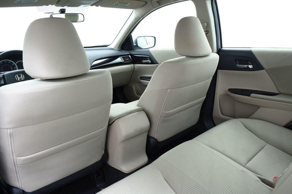 2016 Honda Accord Sedan 4dr I4 CVT LX - 18346841 - 41