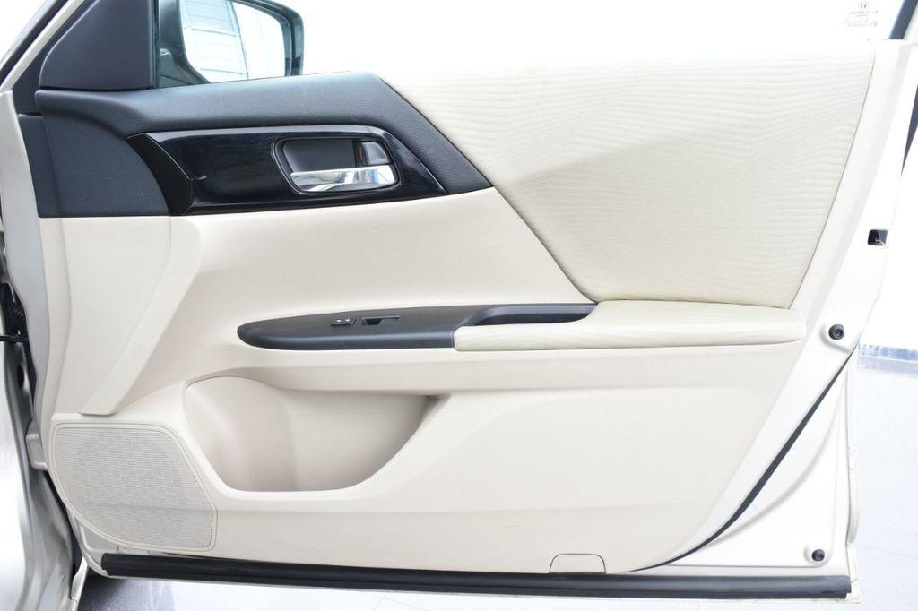 2016 Honda Accord Sedan 4dr I4 CVT LX - 18346841 - 50