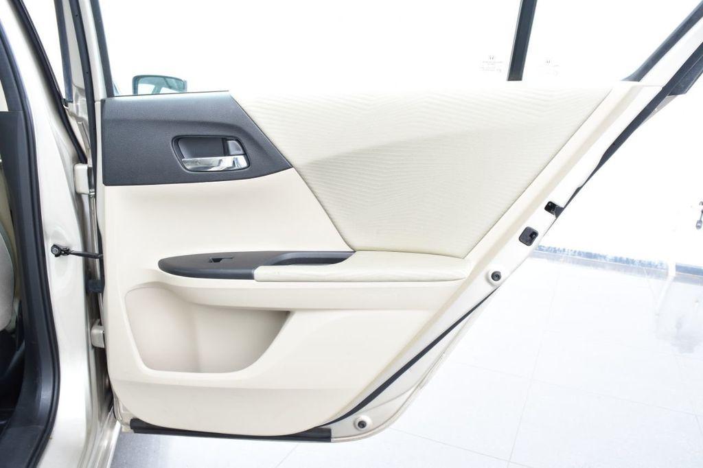 2016 Honda Accord Sedan 4dr I4 CVT LX - 18346841 - 52