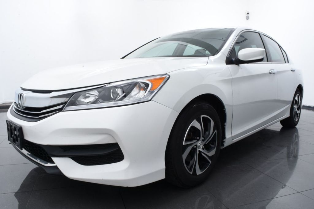 2016 Honda Accord Sedan 4dr I4 CVT LX - 18383038 - 0