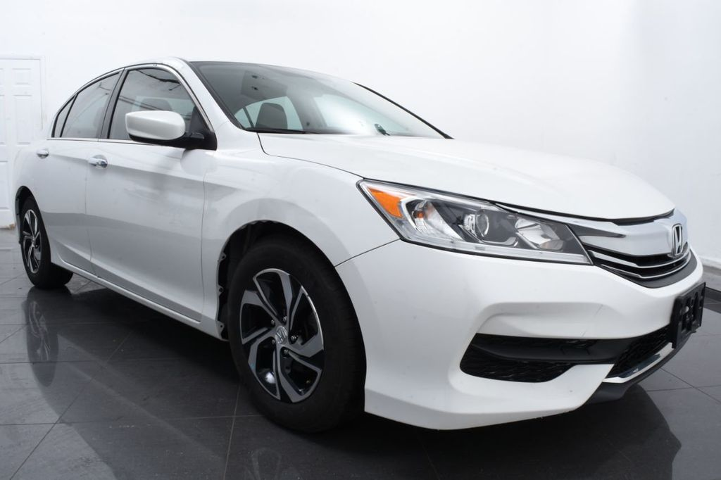 2016 Honda Accord Sedan 4dr I4 CVT LX - 18383038 - 1