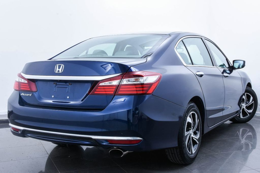 2016 Honda Accord Sedan 4dr I4 CVT LX - 17792739 - 5