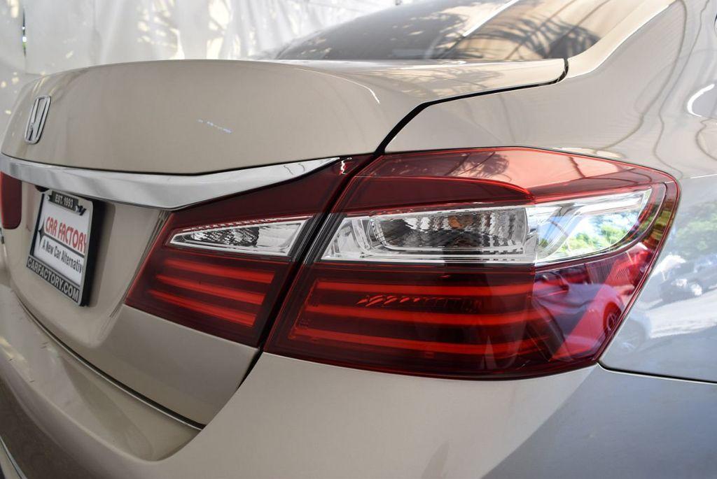 2016 Honda Accord Sedan 4dr I4 CVT LX - 18010725 - 1