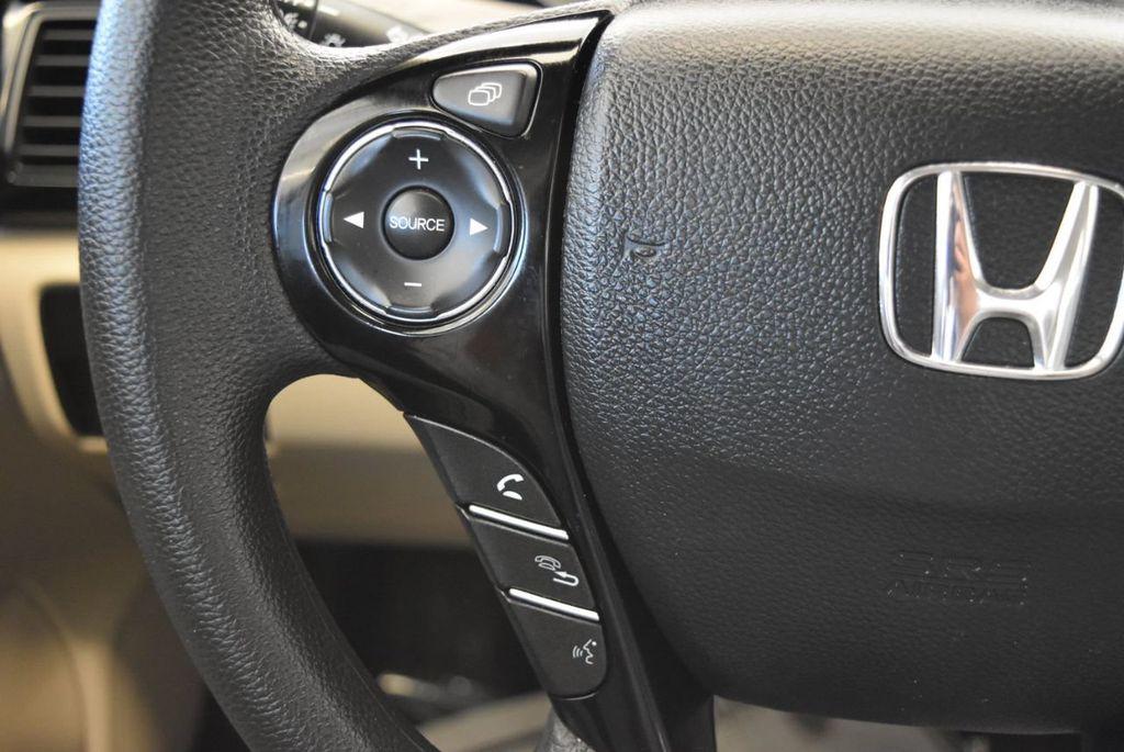 2016 Honda Accord Sedan 4dr I4 CVT LX - 18010725 - 19