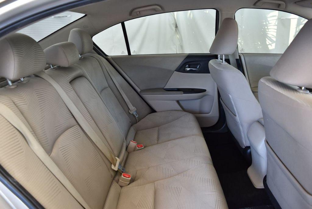 2016 Honda Accord Sedan 4dr I4 CVT LX - 18010725 - 22