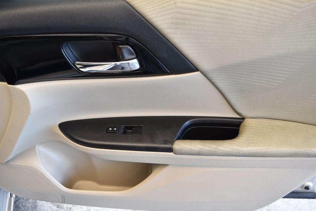 2016 Honda Accord Sedan 4dr I4 CVT LX - 18010725 - 25