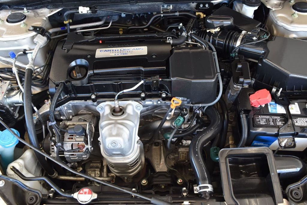 2016 Honda Accord Sedan 4dr I4 CVT LX - 18010725 - 26