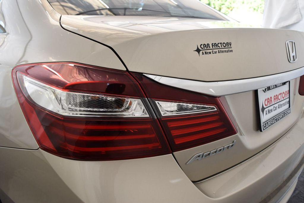 2016 Honda Accord Sedan 4dr I4 CVT LX - 18010725 - 6