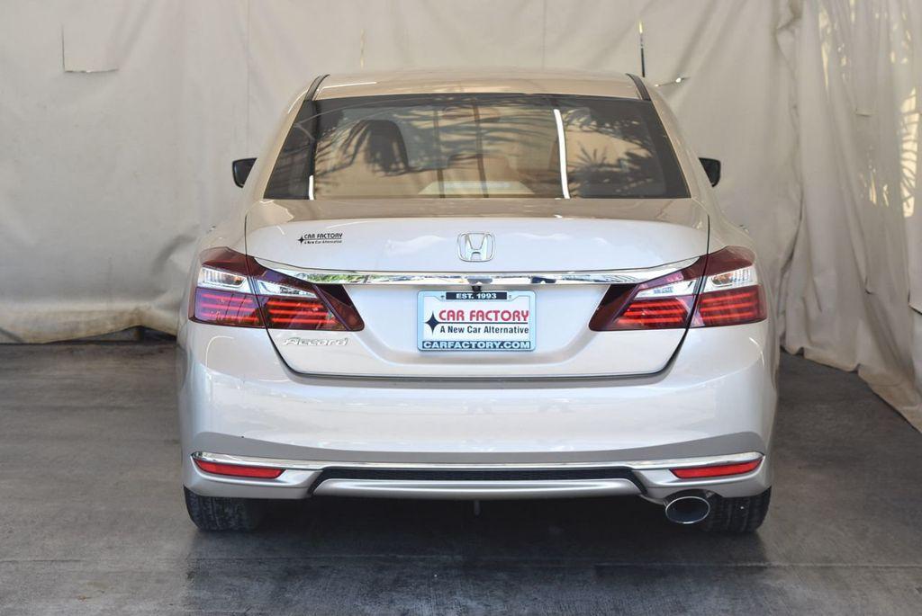 2016 Honda Accord Sedan 4dr I4 CVT LX - 18010725 - 7