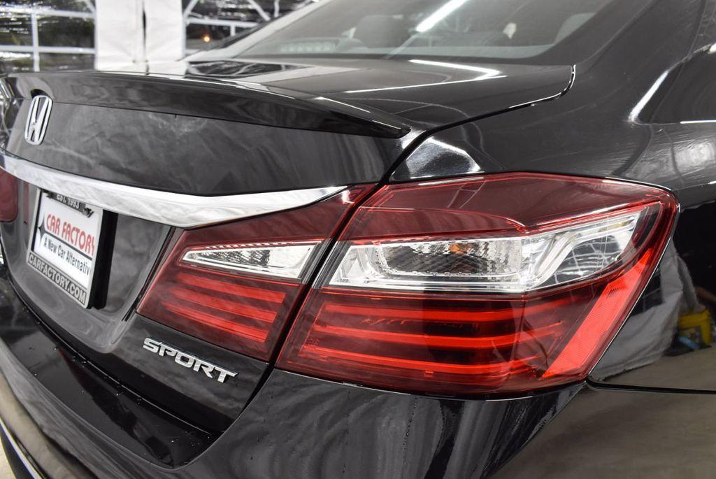 2016 Honda Accord Sedan 4dr I4 CVT Sport - 18387260 - 1
