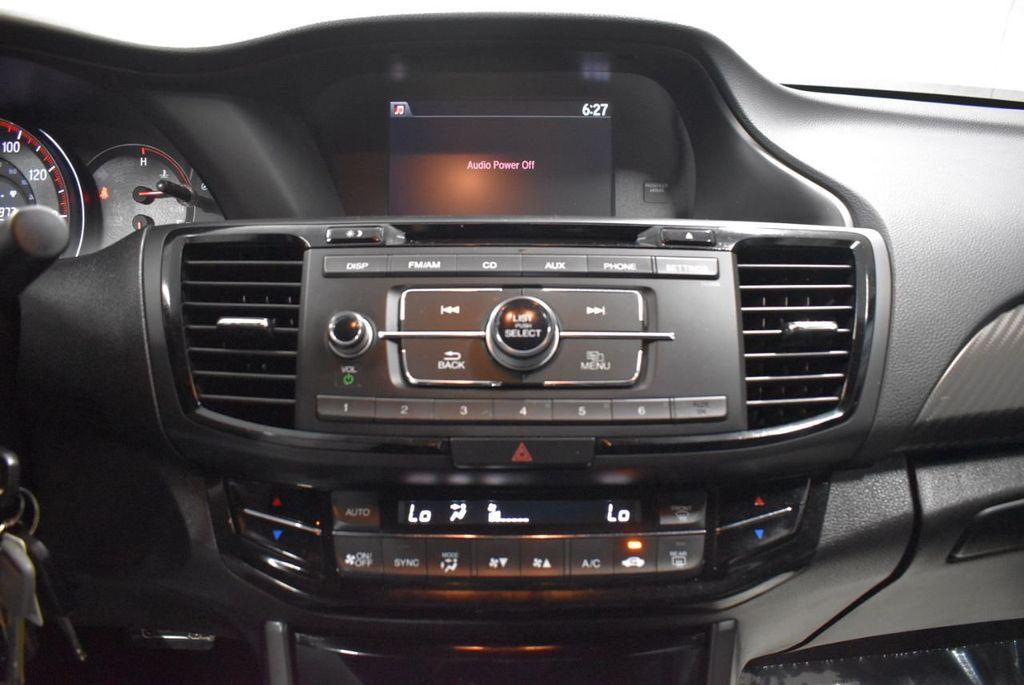 2016 Honda Accord Sedan 4dr I4 CVT Sport - 18387260 - 22