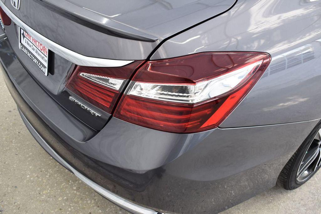 2016 Honda Accord Sedan 4dr I4 CVT Sport - 18574899 - 7