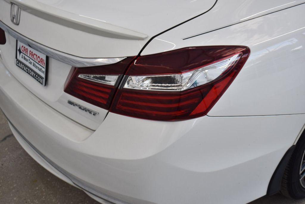 2016 Honda Accord Sedan 4dr I4 CVT Sport - 18574900 - 7