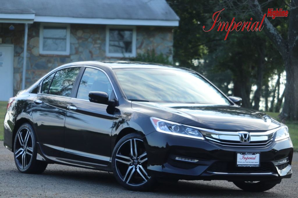 2016 Honda Accord Sedan 4dr I4 CVT Sport - 19054089 - 0