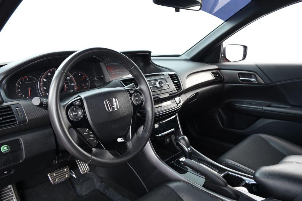2016 Honda Accord Sedan 4dr I4 CVT Sport - 18346858 - 22