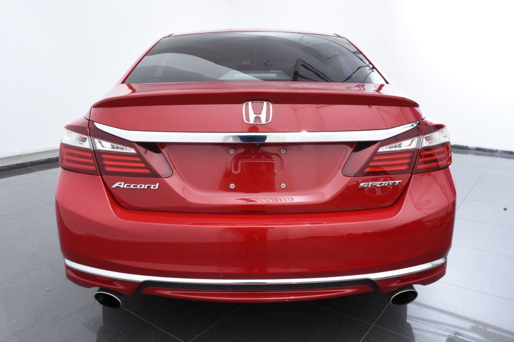 2016 Honda Accord Sedan 4dr I4 CVT Sport - 18346858 - 3