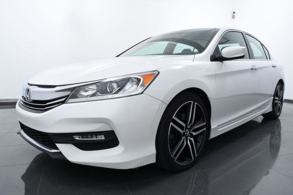 2016 Honda Accord Sedan 4dr I4 CVT Sport - 18423958 - 0