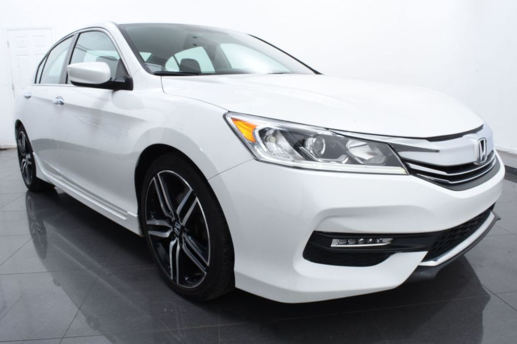 2016 Honda Accord Sedan 4dr I4 CVT Sport - 18423958 - 1