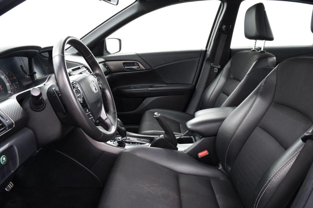2016 Honda Accord Sedan 4dr I4 CVT Sport - 18432701 - 21