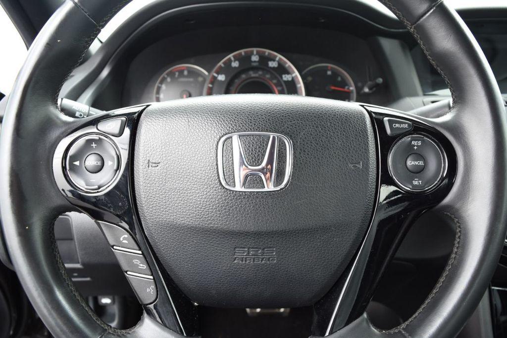 2016 Honda Accord Sedan 4dr I4 CVT Sport - 18432701 - 27