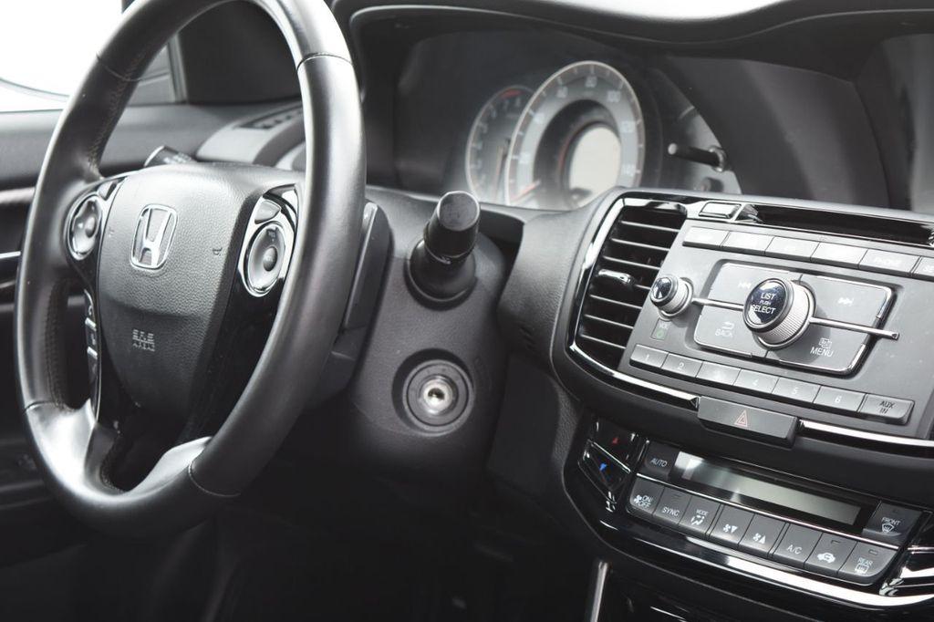 2016 Honda Accord Sedan 4dr I4 CVT Sport - 18432701 - 37