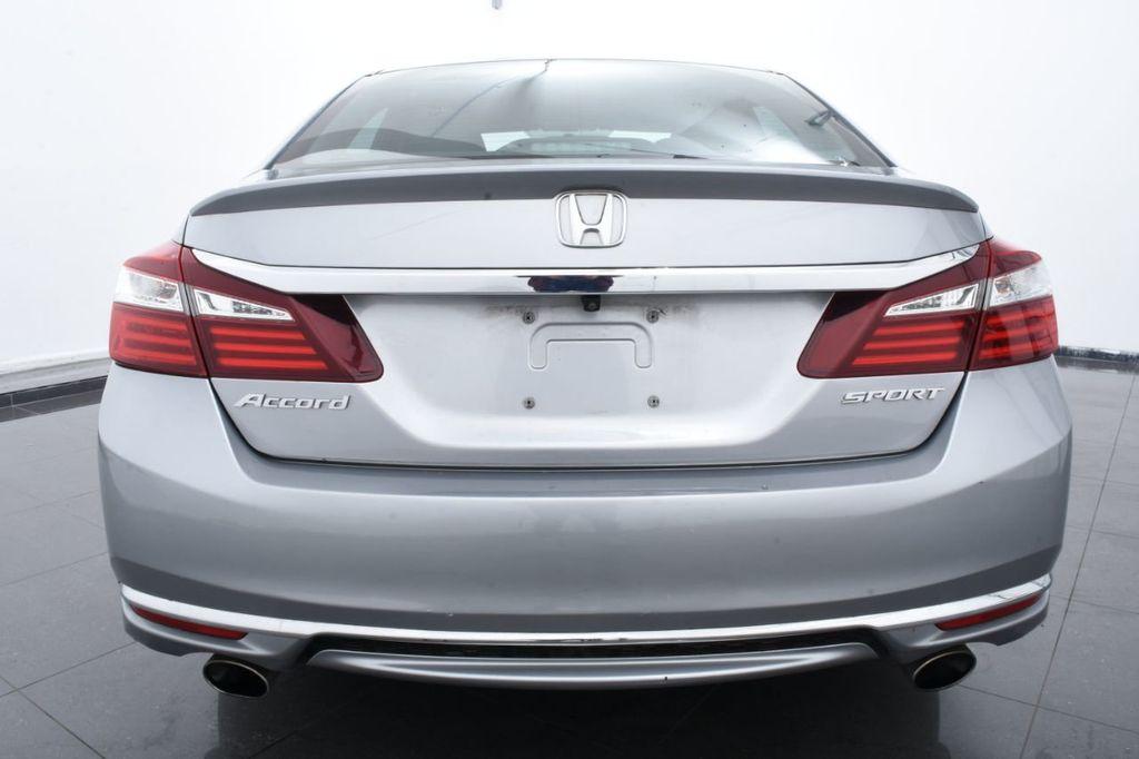 2016 Honda Accord Sedan 4dr I4 CVT Sport - 18432701 - 3