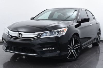2016 Honda Accord Sedan 4dr I4 CVT Sport - Click to see full-size photo viewer