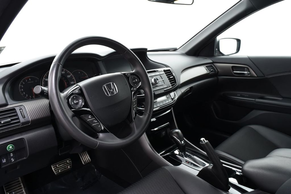 2016 Honda Accord Sedan 4dr I4 CVT Sport w/Honda Sensing - 18432697 - 21